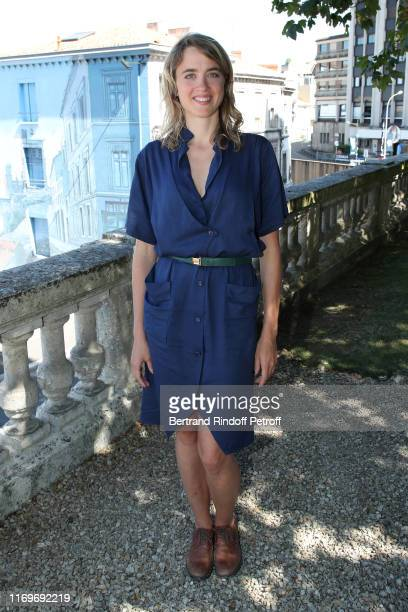 Adele Haenel attends the Photocall of the movie Portrait de la Jeune Fille en Feu during the 12th Angouleme FrenchSpeaking Film Festival Day three on...