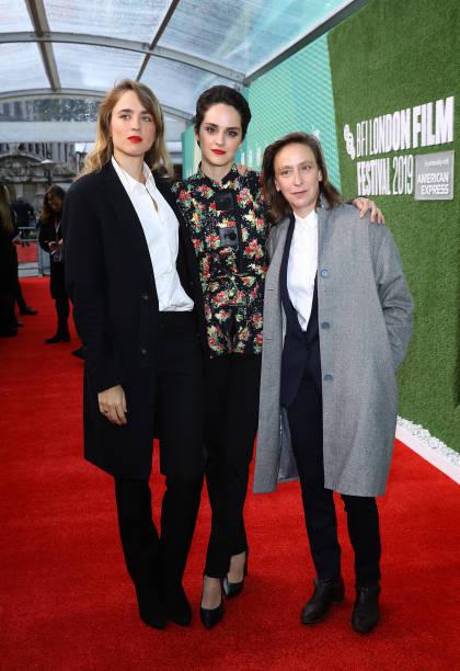 "GBR: ""Portrait Of A Lady On Fire"" UK Premiere - 63rd BFI London Film Festival"