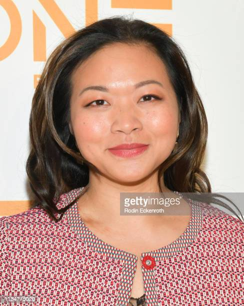 Adele Lim attends the 50th NAACP Image Awards Nominees Luncheon at Loews Hollywood Hotel on March 09 2019 in Hollywood California