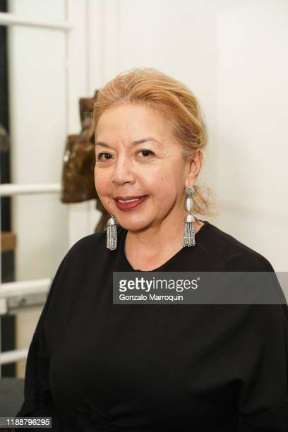Adele Nino during the Celebration Of Achille Salvagni at Maison Gerard at the Elizabeth Collective on November 19 2019 in New York City