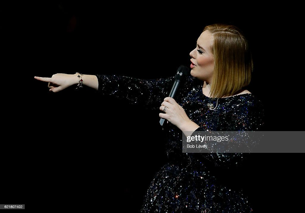 Adele Live 2016 - North American Tour In Houston, TX : News Photo