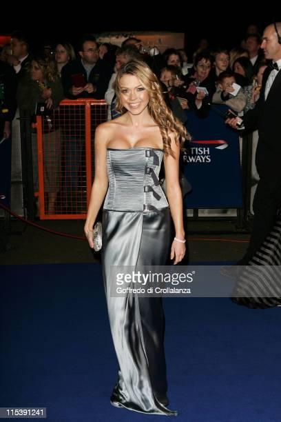 Adele Silva during National Television Awards 2005 at Royal Albert Hall London in London United Kingdom