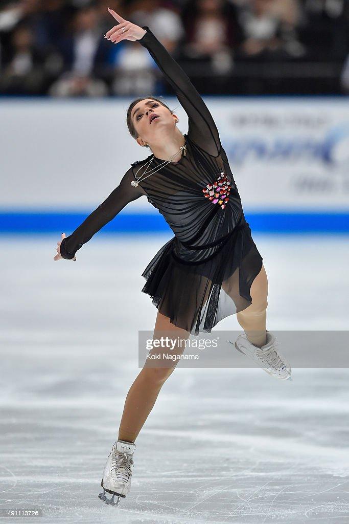 Japan Open 2015 Figure Skating : News Photo