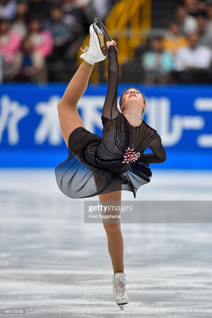 Japan Open 2015 Figure Skating