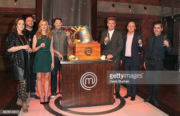Adeline Ramage Rooney Executive Producer Robin Ashbrook Executive Producer Master Chef Judges Christina Tosi Graham Elliott Gordon Ramsay and David...