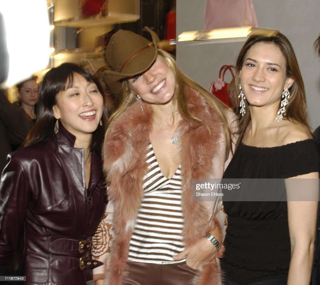 Grand Opening of Furla's Flagship Store in New York City : News Photo
