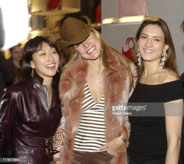 Adeline WongEttelson Marissa Brown and Zani Gugelmann