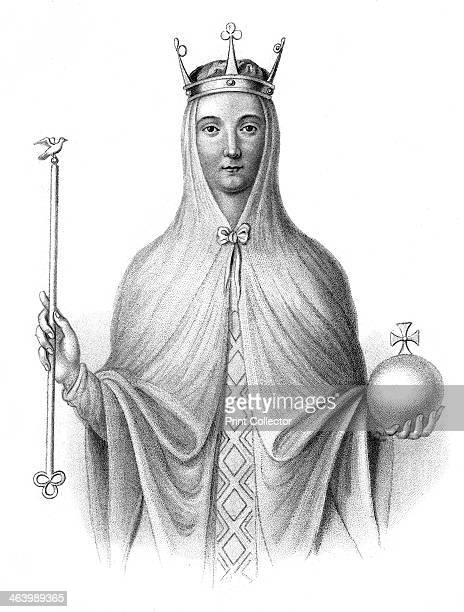 Adeliza of Leuven, Queen of Henry I of England. Adeliza was the second wife of King Henry I. They were married in 1121.