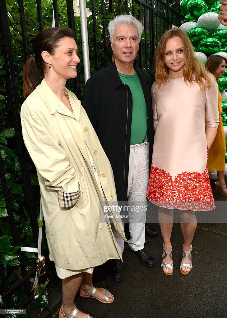 Stella McCartney Spring 2014 Collection Presentation : News Photo