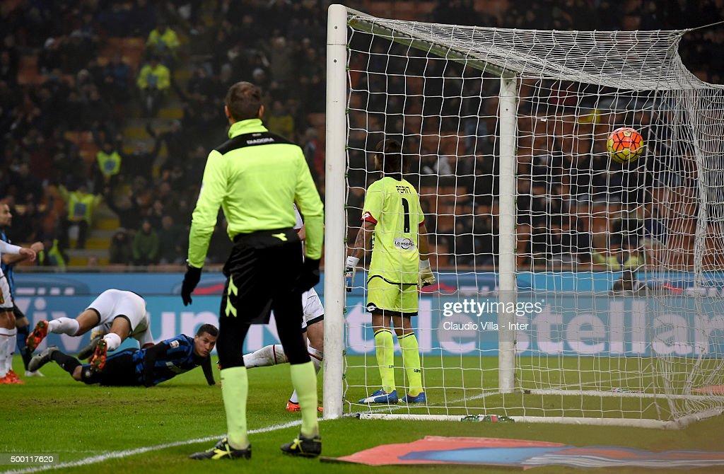 FC Internazionale Milano v Genoa CFC - Serie A : News Photo