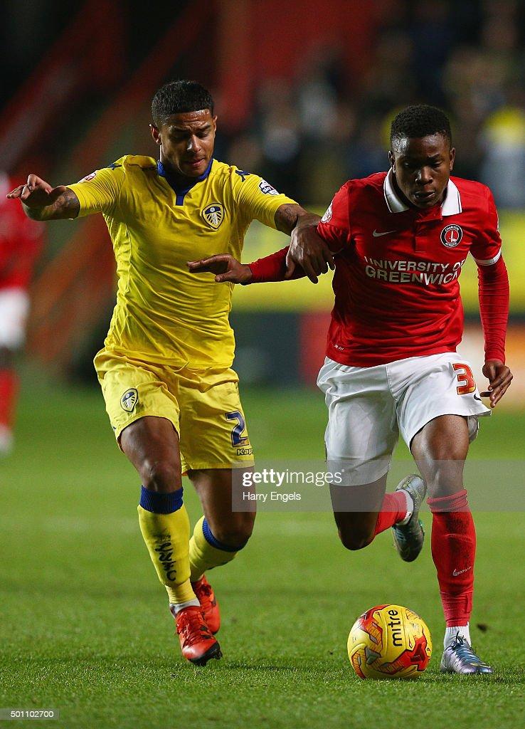 Charlton Athletic v Leeds United   - Sky Bet Championship : News Photo