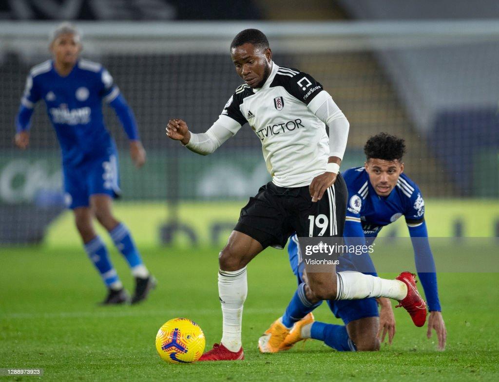 Leicester City v Fulham - Premier League : News Photo