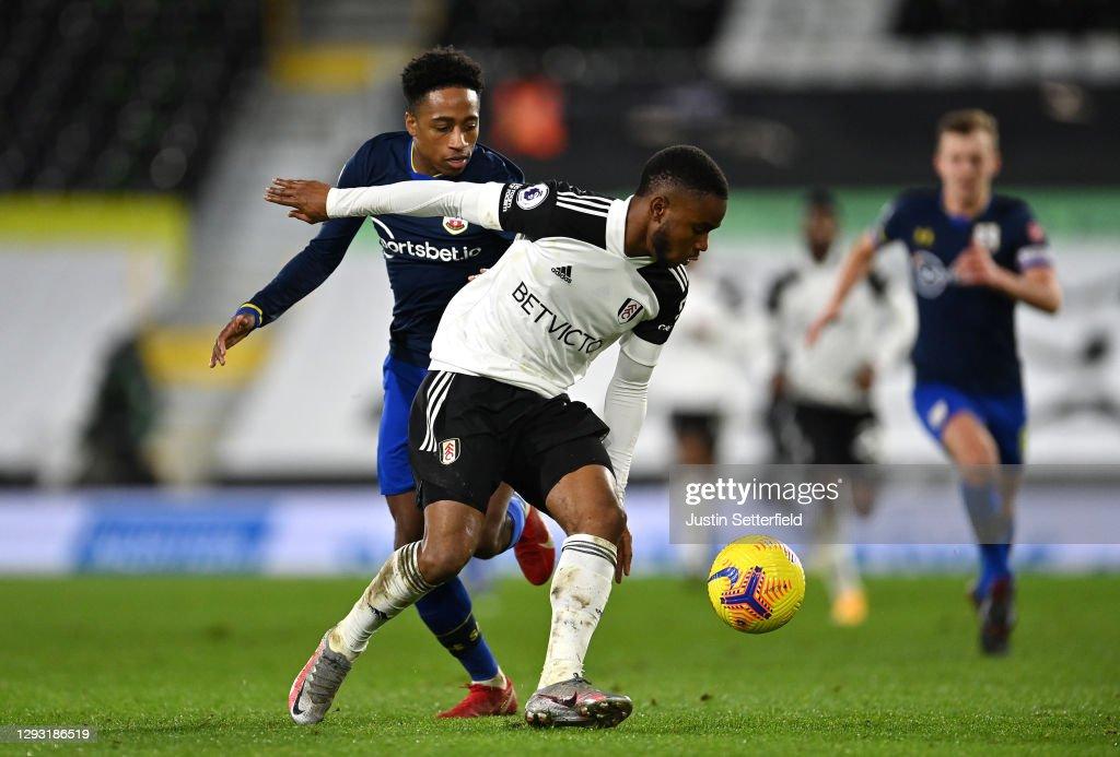 Fulham v Southampton - Premier League : ニュース写真