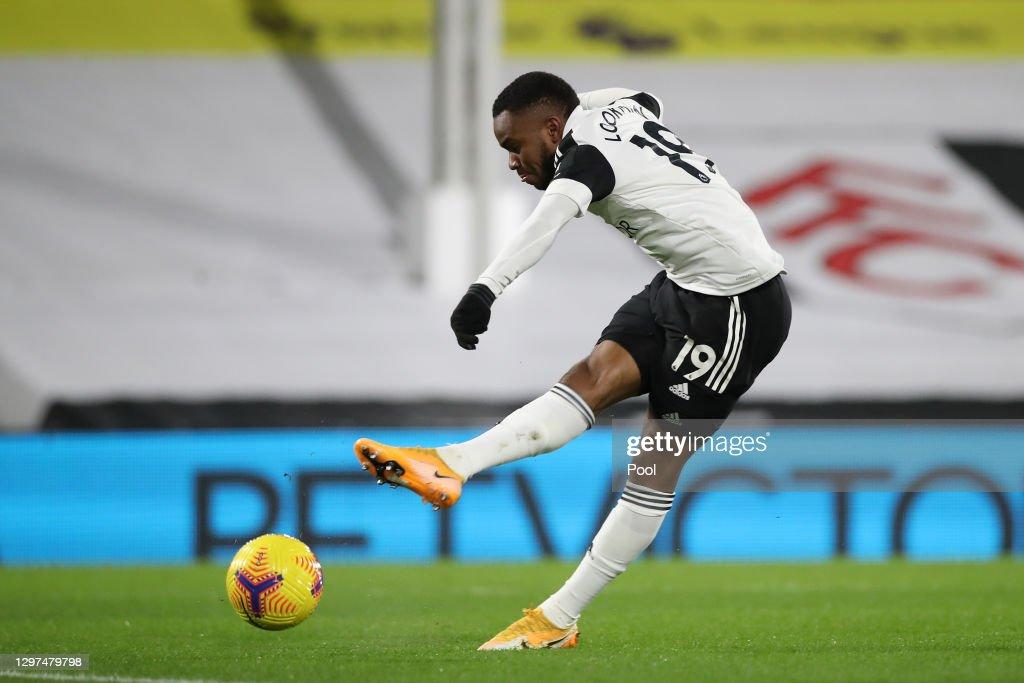 Fulham v Manchester United - Premier League : ニュース写真