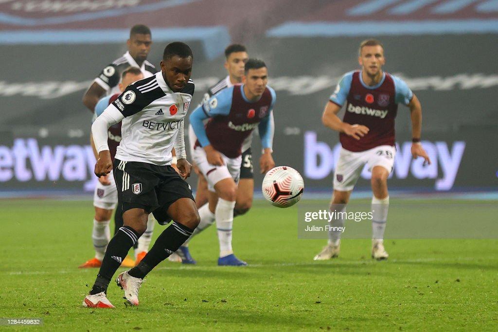 West Ham United v Fulham - Premier League : ニュース写真
