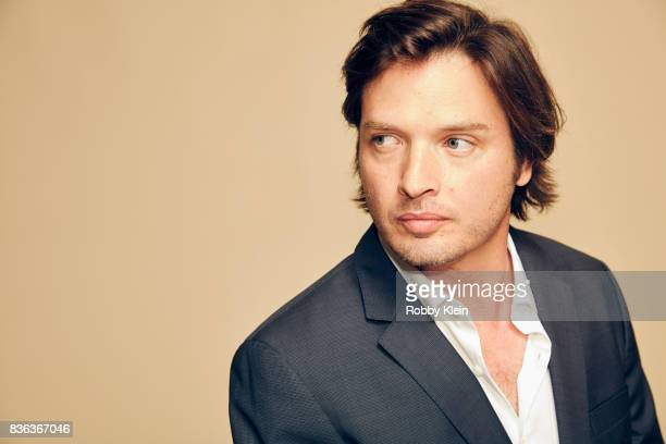 Aden Young from 'Rectify' poses for a portrait for The Wrap on October 26 2016 in Los Angeles California
