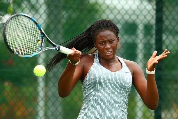 BHS: 2017 Youth Commonwealth Games - Tennis