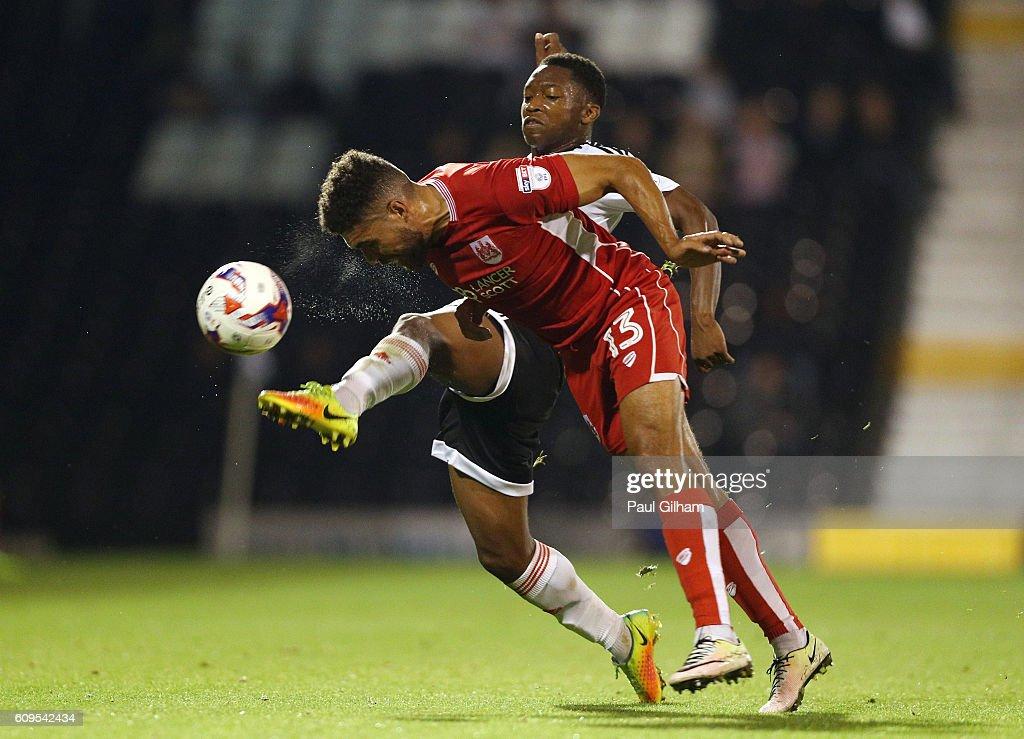 Fulham v Bristol City - EFL Cup Third Round