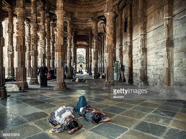 Adhai-din ka Jhonpra Mosque Ajmer India