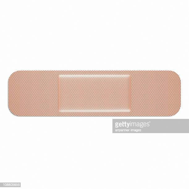 adhesive bandage or elastoplast - band aid stock pictures, royalty-free photos & images