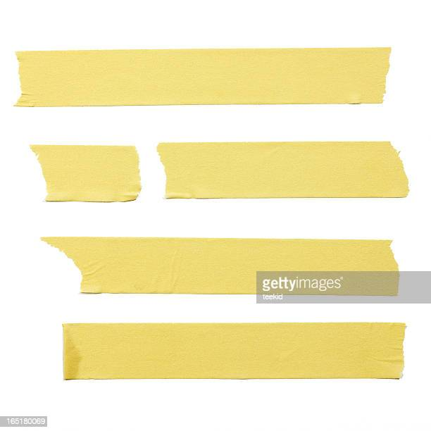 adhesive masking tape - striped stock pictures, royalty-free photos & images