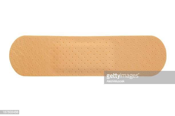 adhesive plaster - patch stock pictures, royalty-free photos & images