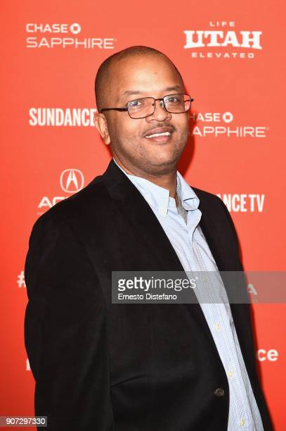 Adhyl Polanco attends the 'Crime And Punishment' Premiere during the 2018 Sundance Film Festival at The Ray on January 19 2018 in Park City Utah
