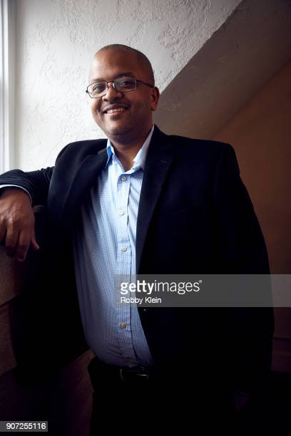Adhyl Polanco from the film 'Crime and Punishment poses for a portrait in the YouTube x Getty Images Portrait Studio at 2018 Sundance Film Festival...