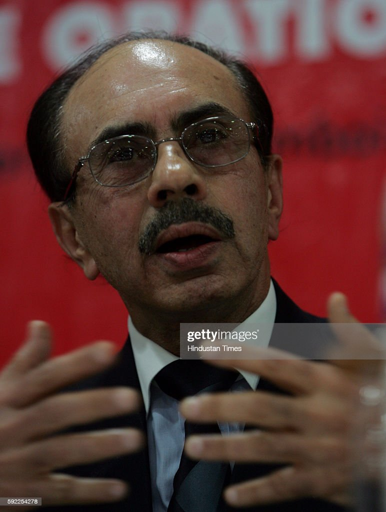 Adi Godrej, Chairman of Godrej Group of Companies, speaking at an Oration series on Friday organised by the Mumbai University on the occasion of its 150 years.