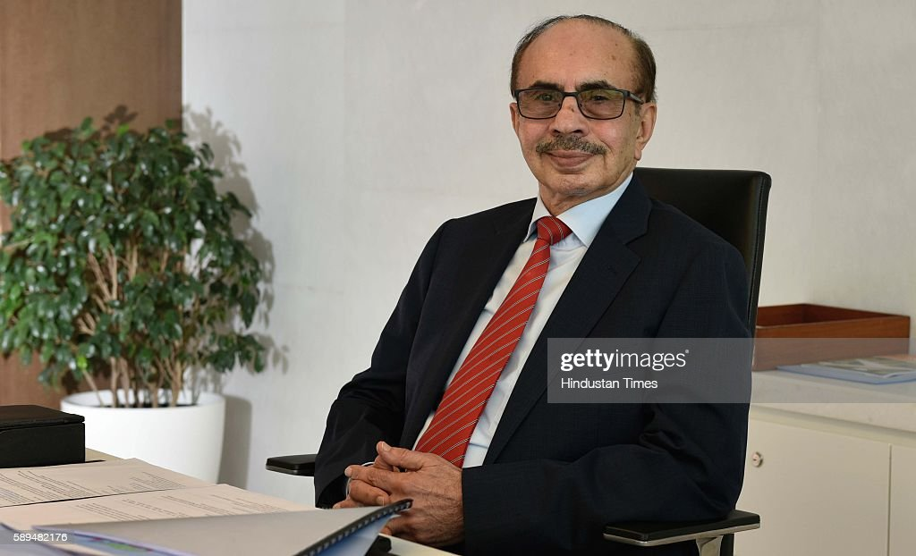 HT Exclusive: Profile Shoot Of Chairman Of Godrej Group Adi Godrej