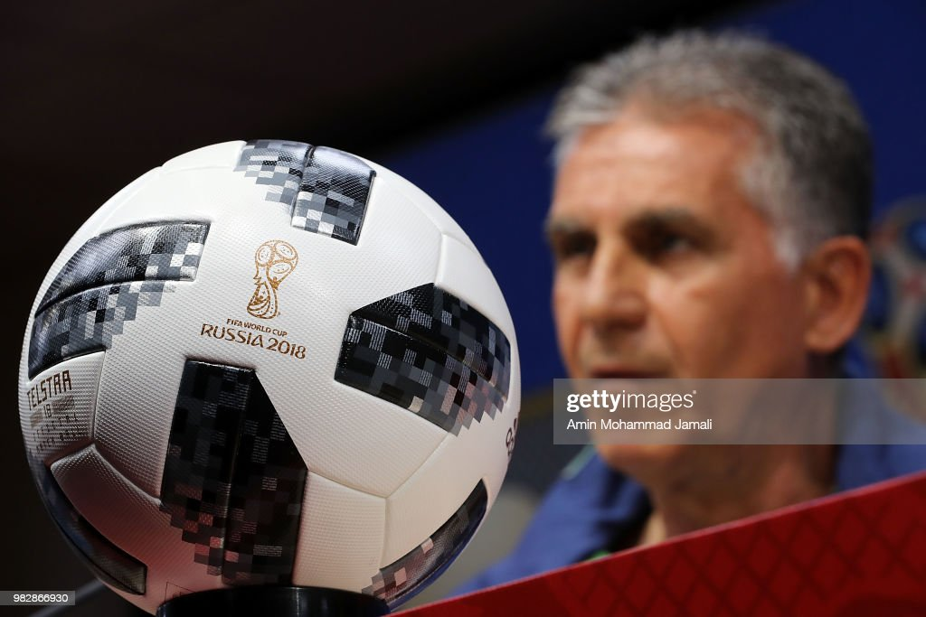 Iran & Portugal Training and Press Conference - FIFA World Cup 2018