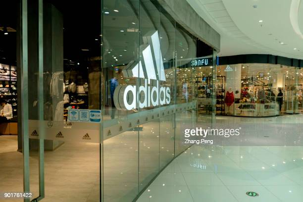 Adidas shop in a Wanda department store Adidas's third quarter report in 2017 has shown a 12% increase in global revenue and an outstanding online...