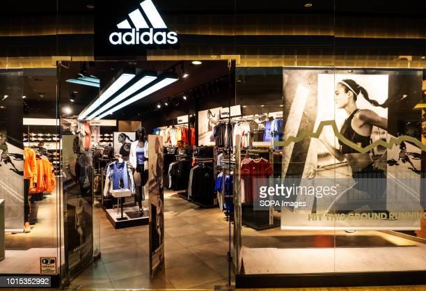 Adidas store in Bonarka City Center