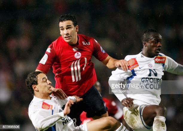 Adil RAMI Lille / Montpellier 30e journee Ligue 1 Stadium Nord Villeneuve d'Ascq