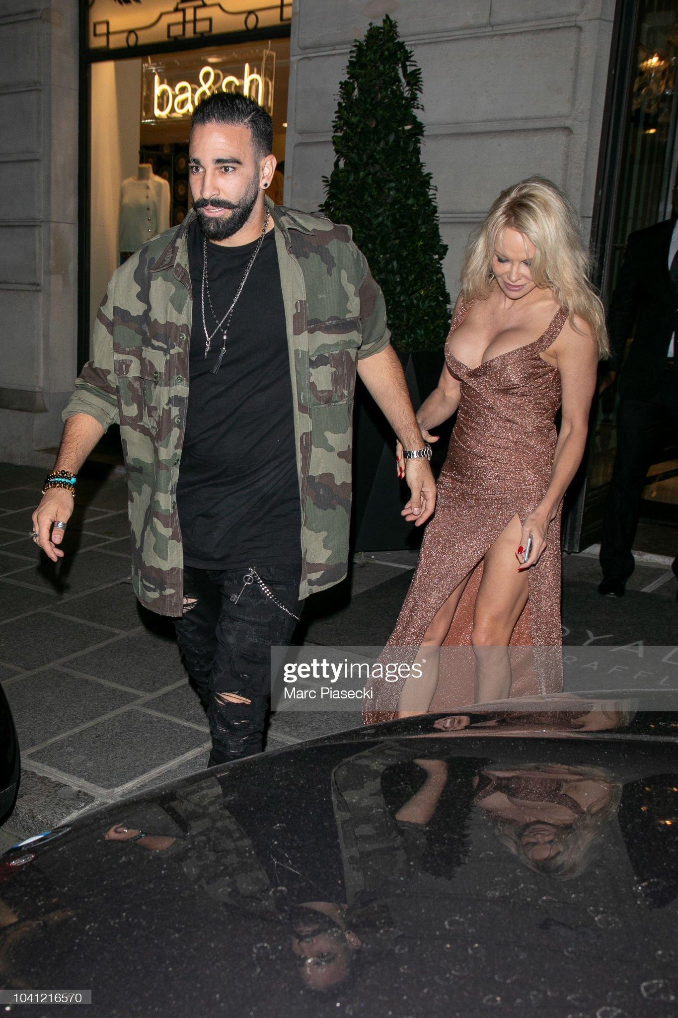 Celebrity Sightings In Paris - September 26, 2018 : News Photo
