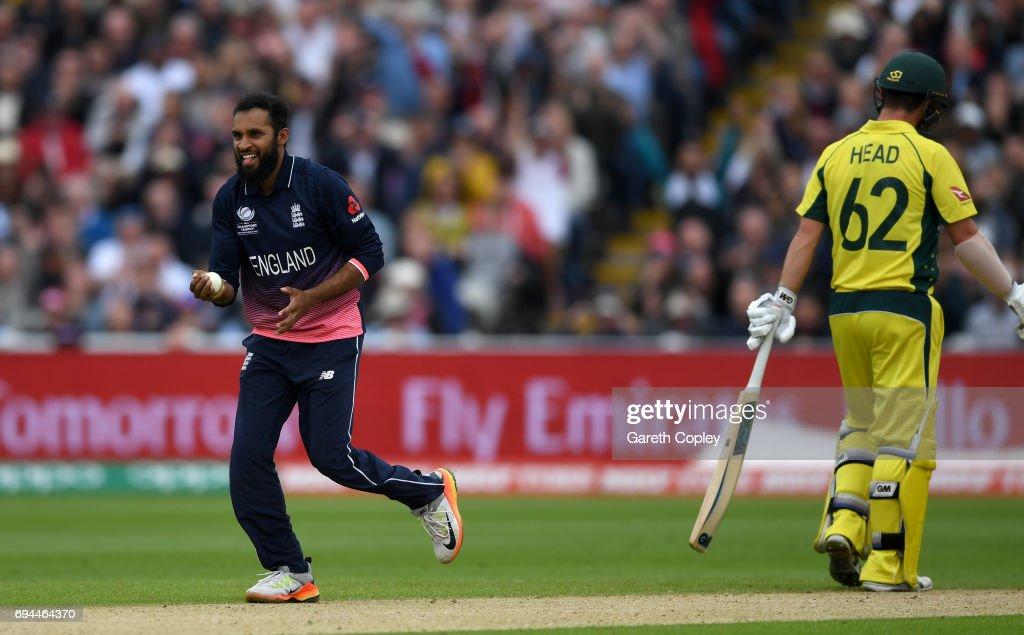 England v Australia - ICC Champions Trophy : News Photo