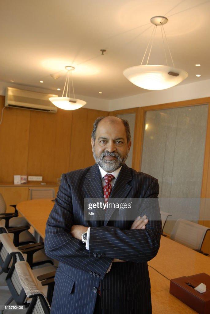 Adil Zainulbhai, Managing Director of McKinsey & Company