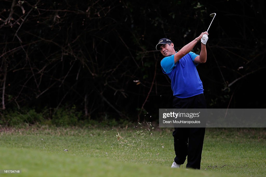 Africa Open - Day Two : News Photo