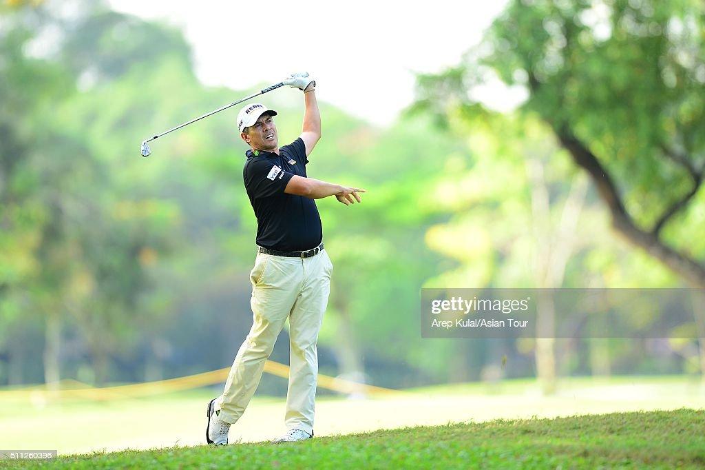Maybank Championship Malaysia - Day Two : News Photo