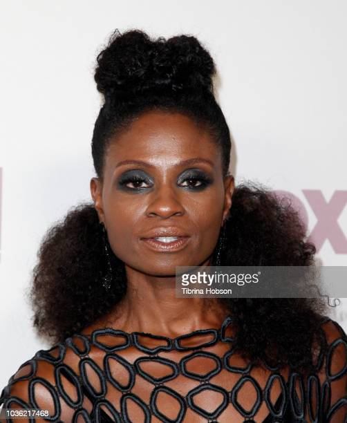 Adina Porter attends FOX Broadcasting Company FX National Geographic and 20th Century Fox Television 2018 Emmy Nominee Party at Vibiana on September...