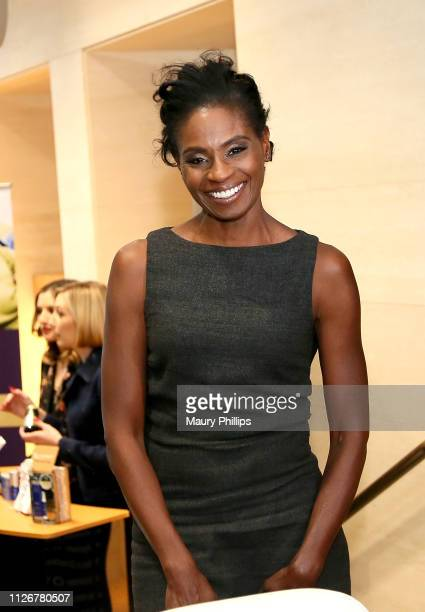 Adina Porter attends GBK Productions PreOscar Luxury Gift Lounge on February 22 2019 in Los Angeles California