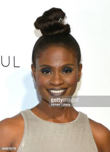 Adina Porter attends the 25th Annual Elton John AIDS Foundation's Academy Awards Viewing Party at The City of West Hollywood Park on February 26 2017...
