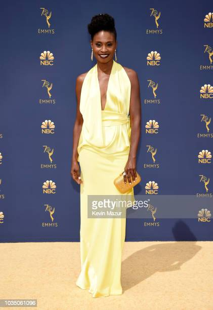 Adina Porter attends the 70th Emmy Awards at Microsoft Theater on September 17 2018 in Los Angeles California