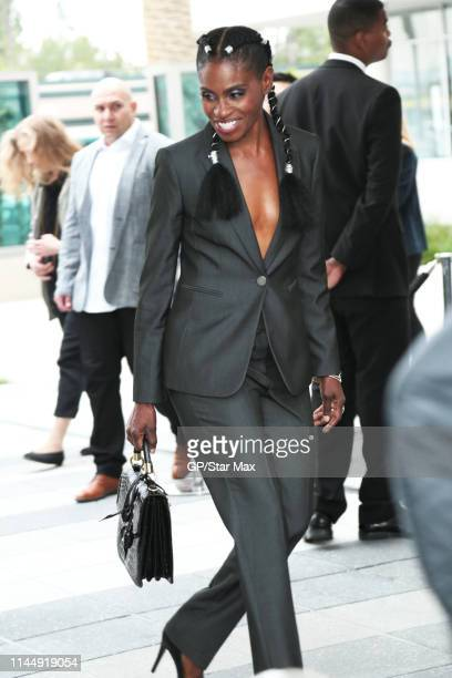 Adina Porter is seen on May 18 2019 in Los Angeles