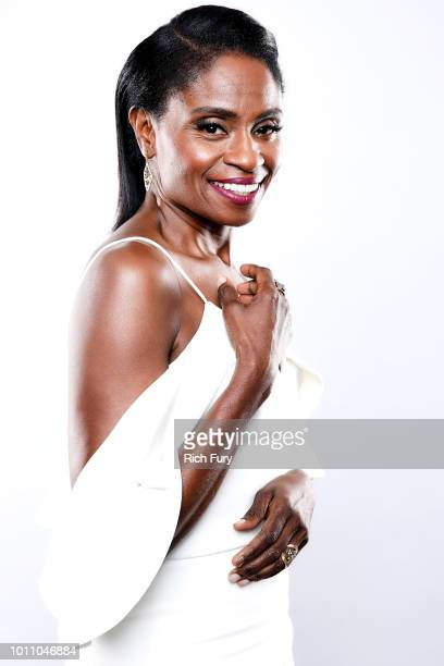 Adina Porter of FX's 'American Horror Story Apocalypse' poses for a portrait during the 2018 Summer Television Critics Association Press Tour at The...