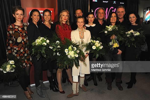 Adina Vetter, Maria Koestlinger, Hilde Dalik, Nina Proll, Kathrin Zechner, Philipp Hochmair, Martina Ebm, Harald Sicheritz, Sabine Derflinger,...