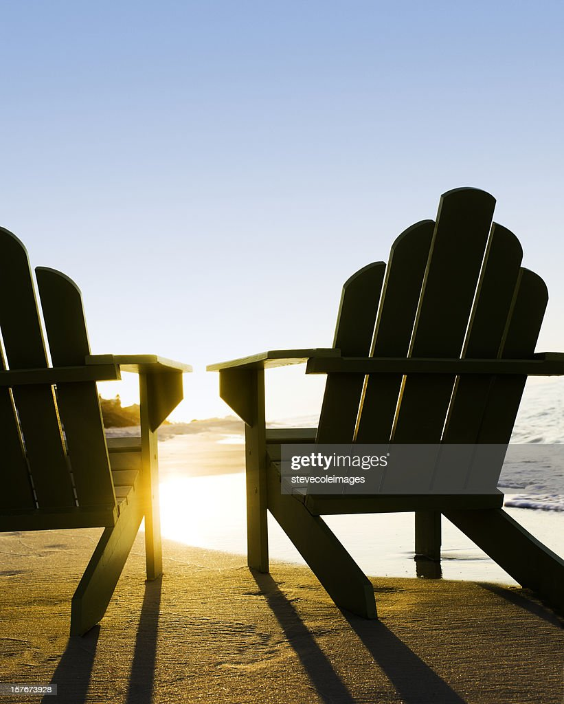 Adirondack Chair Stock Photos and Pictures Getty Images