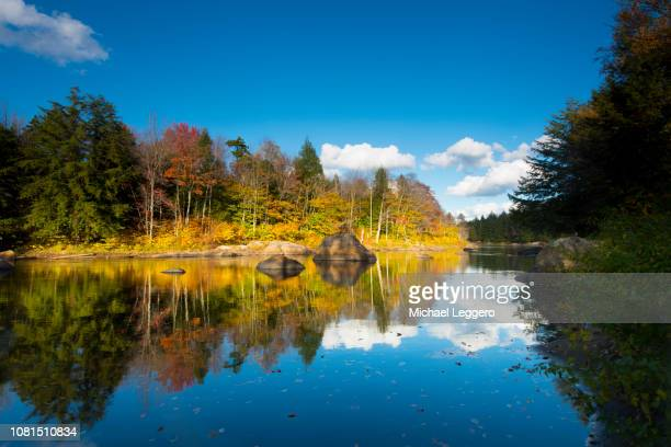 adirondack mountains - lake placid stock pictures, royalty-free photos & images