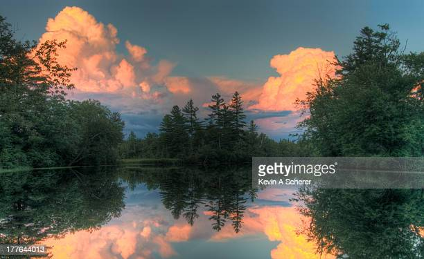 Adirondack Summer Reflection