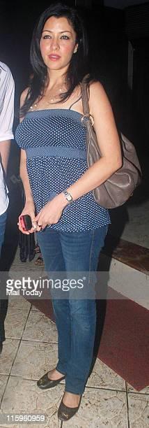 Aditi Govitrikar at 'I AM SHE' press conference in Bandra Mumbai on 10th June 2011
